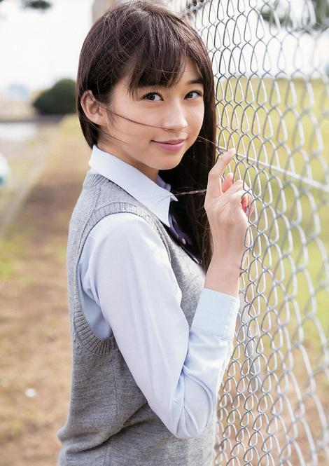 Magazine : ( [Young Champion] - 2018 / N°1 - Maria Makino & Nene Ito Staring )