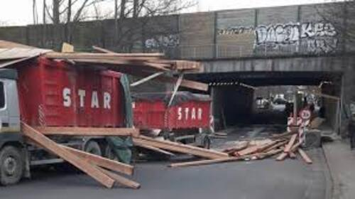 Quelle solution pour les camions bloqués dans les tunnels bruxellois ?