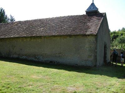 Mesvres, fontaine Notre-Dame de la Certenue
