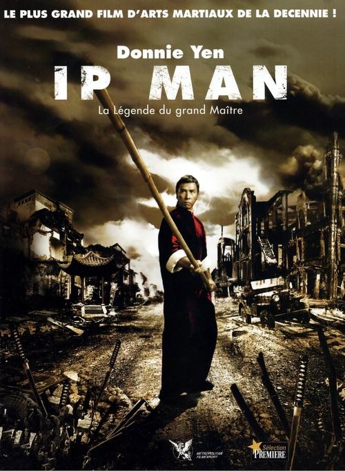 """Bonsoir a l'honneur : """" Ip Man : La légende du grand maître """""""