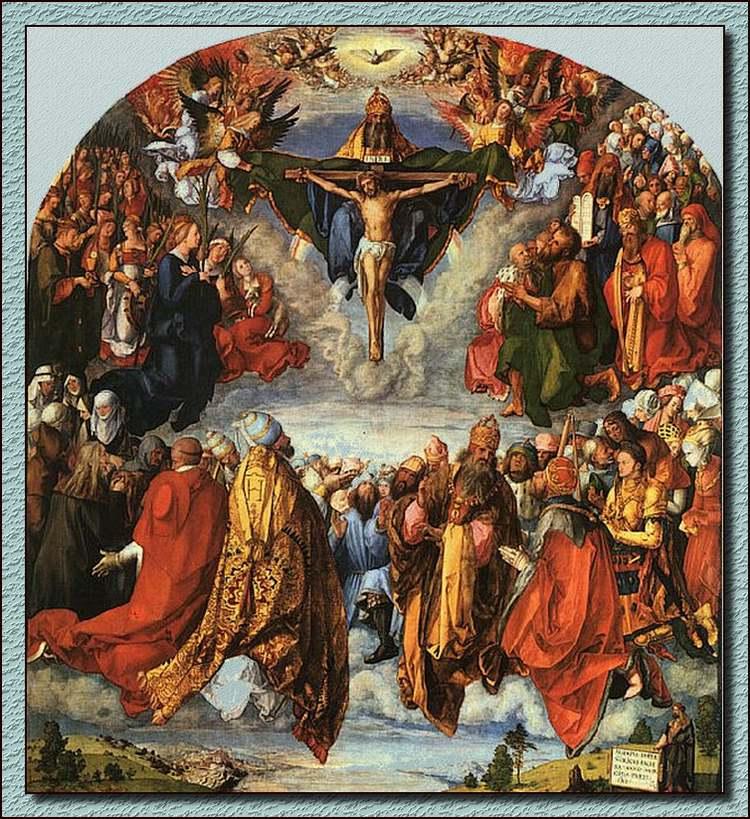 """1er novembre : """" fête de la Toussaint """""""