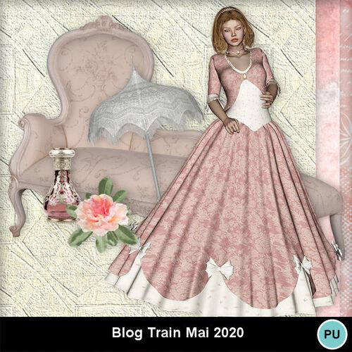 Blog Train Mai 2020 My Memories