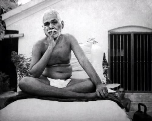 « Je suis » (selon Ramana Maharshi).(Partie 17)