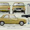 Austin Allegro 1100 1973-75