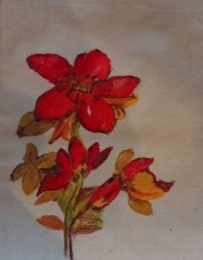 Atelier peinture sur tissu et décoration de tissu