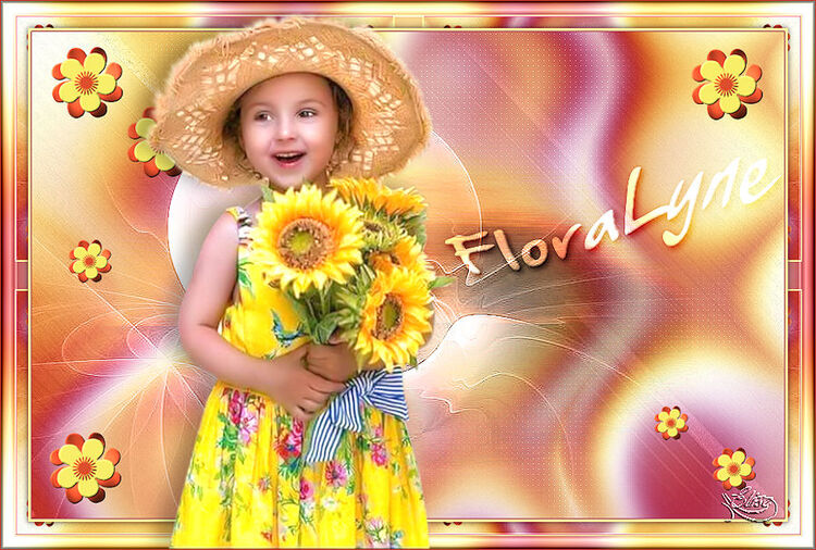 Floralyne de Colybrix