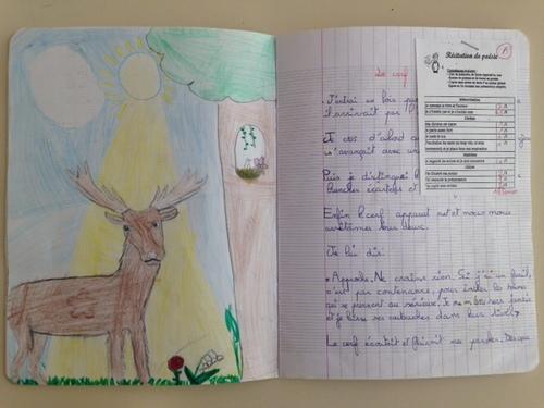 Cahier de Poésie CM2
