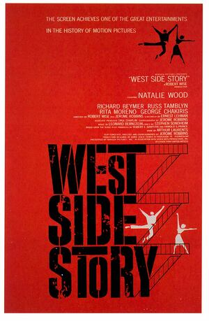 West Side Story 1ère partie