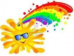 Bonne journée avec le soleil