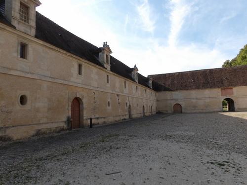 Le domaine de Villarceaux ( 1 )