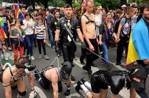 Gay Pride et Straight Pride Parade à Boston, les déboires de la politisation du sexe