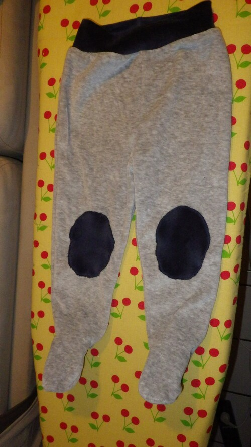 Un pyjama tout doux pour Florent