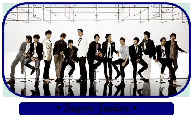✎ SUPER JUNIOR | KPOP