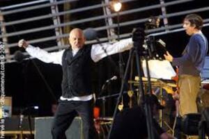 Peter Gabriel et Arcade Fire Vieilles Charrues 2007