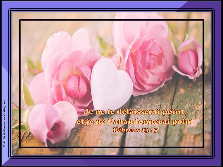 Ronde Versets du coeur 183
