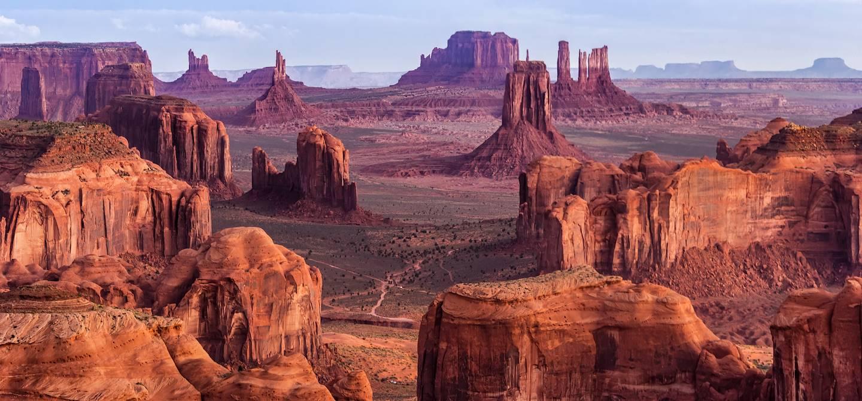 Etats-Unis : Voyage Monument Valley   Séjours et Circuits sur mesure
