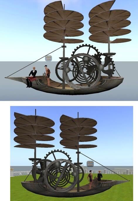 Machine Volante d'Alexin
