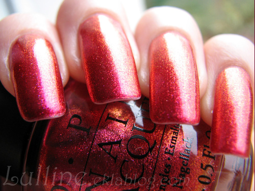 OPI - The Show Must Go On