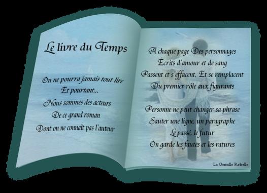"""""""Le livre du temps"""" M Sardou"""