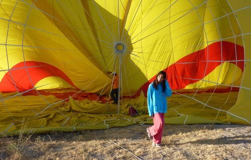 Turquie Ballons