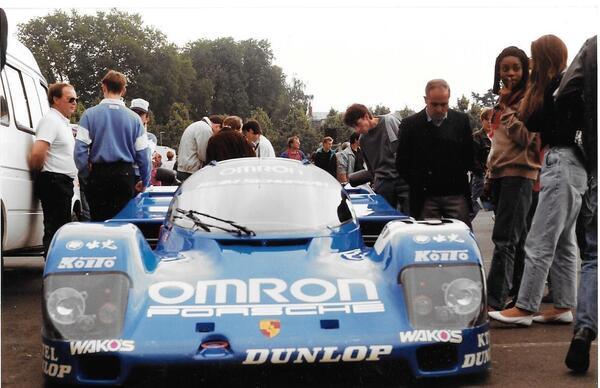 Le Mans 1990 I
