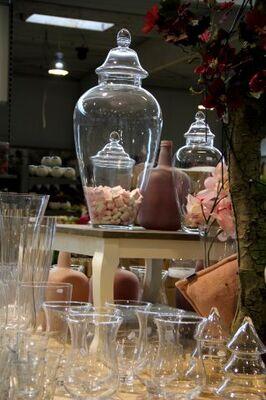 Famiflora : Les vases