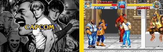 Final Fight One z