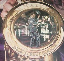 JR Walker - Back Street Boogie - Complete LP