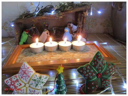 Peu avant Noël