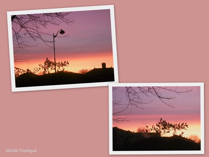 Le ciel au matin du 9 février...
