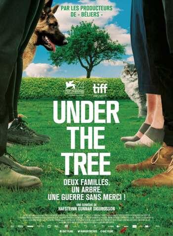 Under the tree affiche