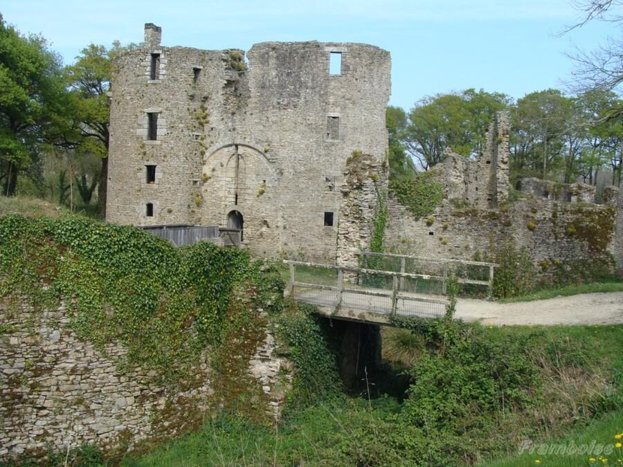 Château de RANROUET