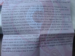 Club de recettes par correspondance - Les Carnets Voyageurs
