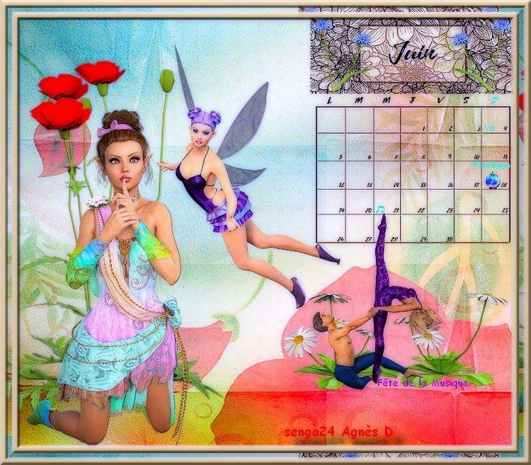 CREA(S) DE JUIN 2017 (calendrier 2)