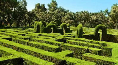 La méditation du labyrinthe ...