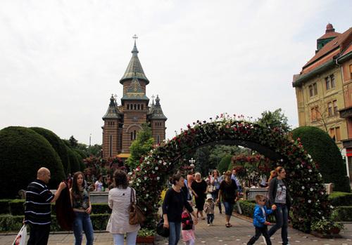 4-Timisoara et Orsova, les Portes de Fer du Danube