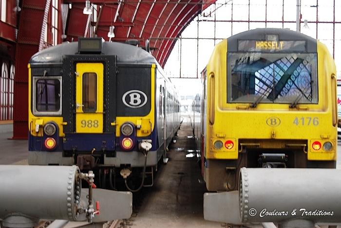 Expression de gare - Anvers