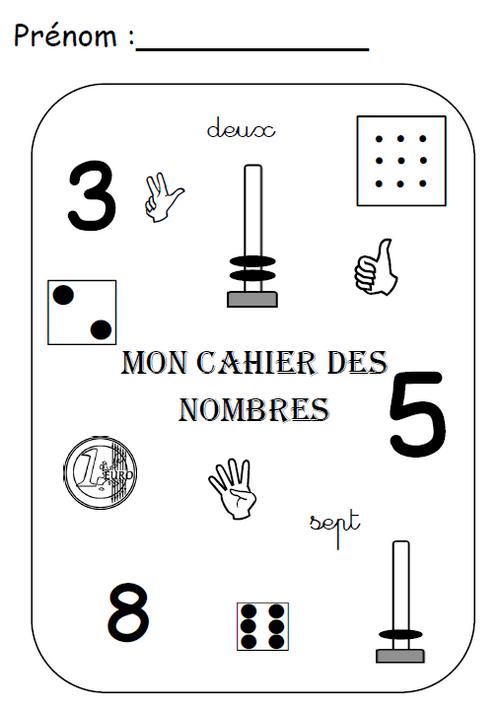 Le cahier des nombres - MHM