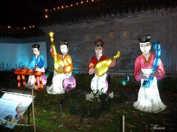 Jardin botanique chinois nuit (6)