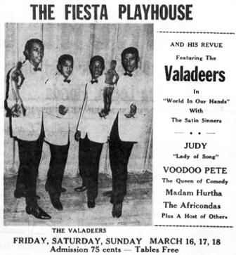 The Valadeers