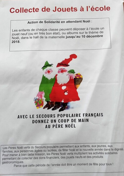 Action de Solidarité