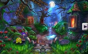 Jouer à Fantasy forest villa escape