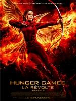 Hunger Games Revolte partie 2 affiche