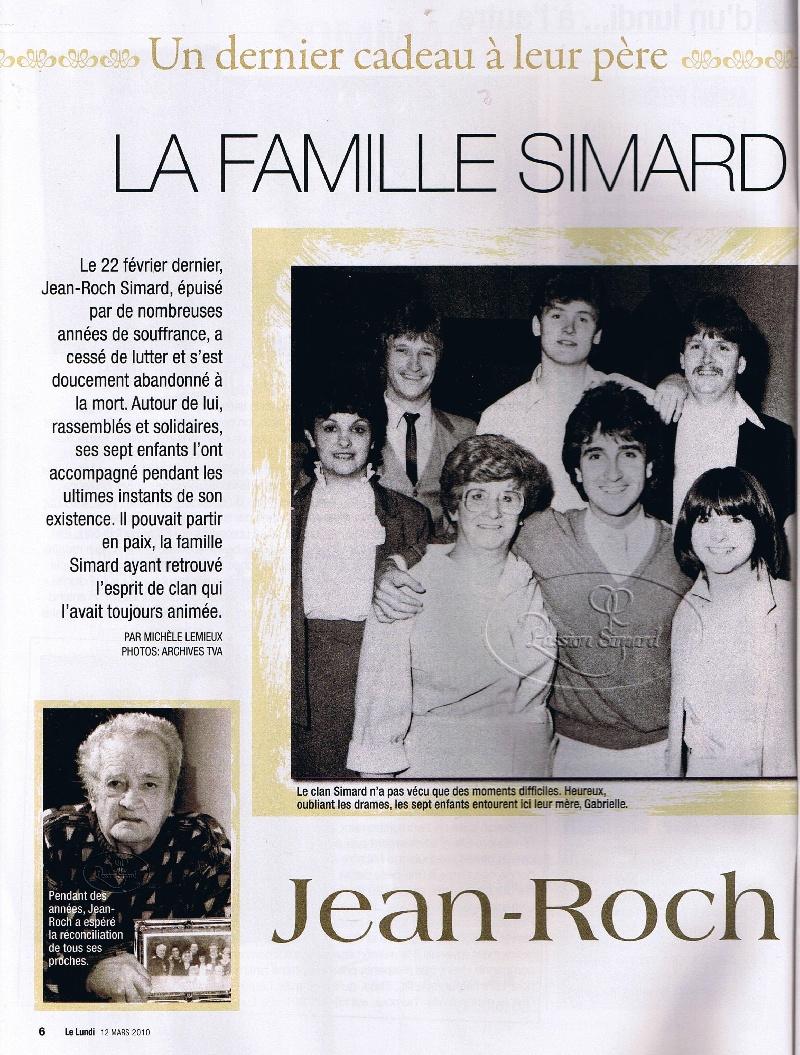 la famille Simard