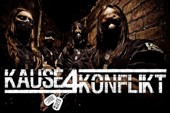 KAUSE4KONFLIKT_Band