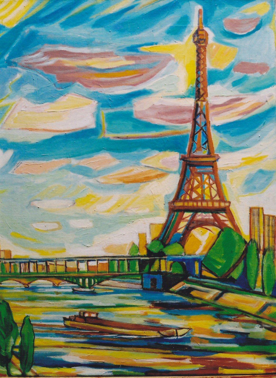 Fabuleux La Tour Eiffel - Histoire des Arts IN81