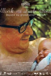 Affiche du film : Allende mon grand-père