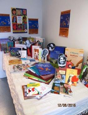 Salon du Livre Jeunesse de Tulle... Top départ !