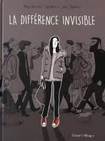 Mademoiselle Caroline et Julie Dachez, La différence invisible, Delcourt