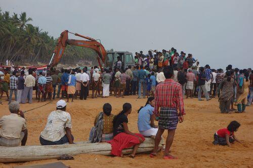 19 mars au 1er avril - Un petite boucle dans le Sud du Kerala